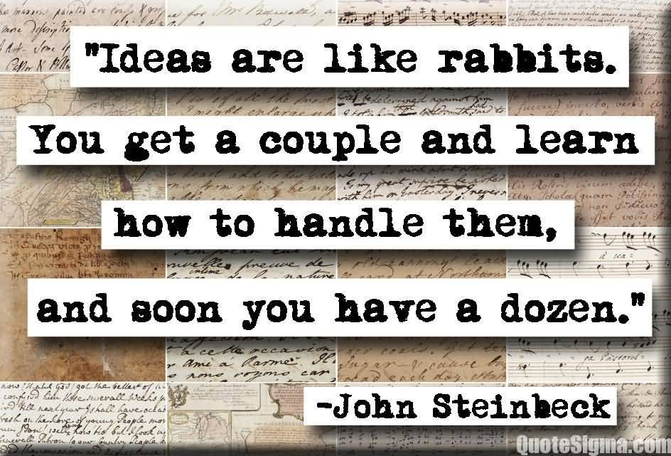 John Steinbeck Quotes Meme Image 15