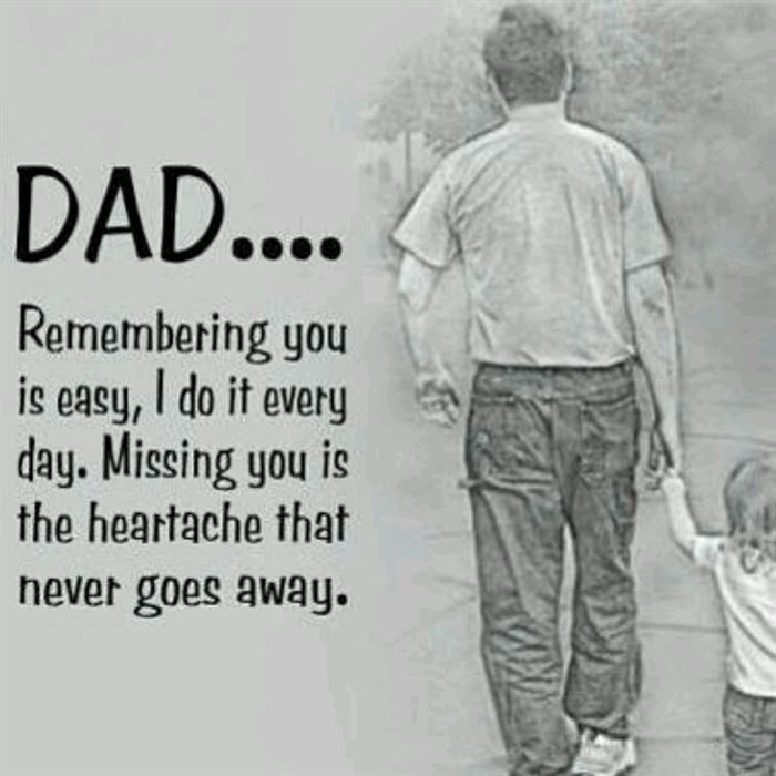 Losing A Father Quotes Meme Image 10 | QuotesBae
