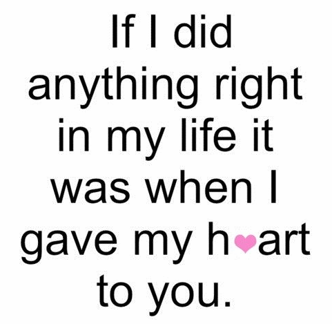 Love Quote For Him Meme Image 09