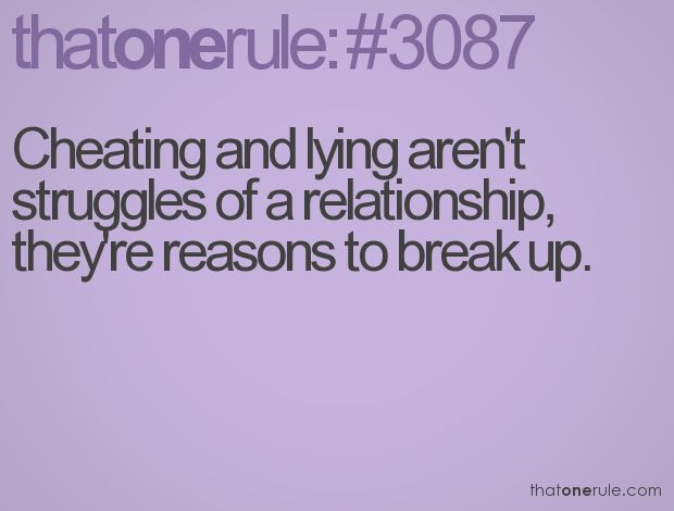 Lying And Cheating Quotes Meme Image 08