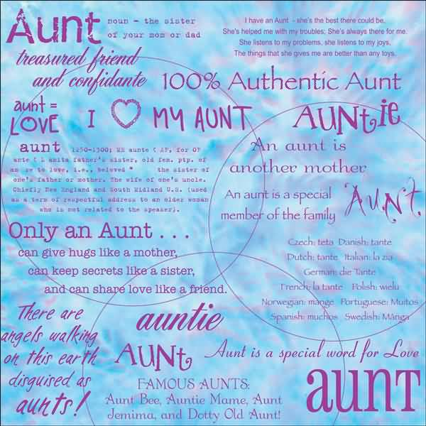 Mothers Day Quotes For Aunts Meme Image 15
