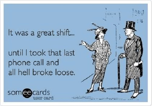 Night Shift Nurse Quotes Meme Image 13