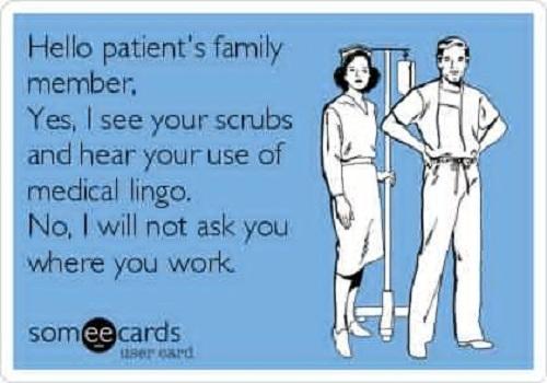 Night Shift Nurse Quotes Meme Image 14