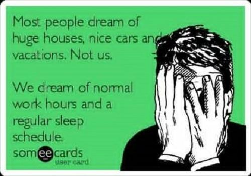 Night Shift Nurse Quotes Meme Image 15