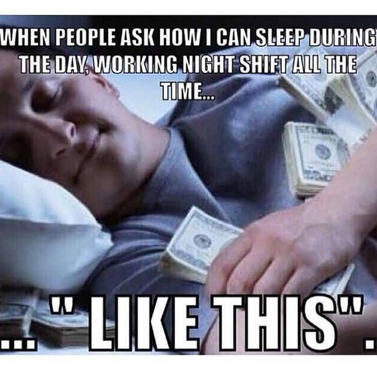 Night Shift Nurse Quotes Meme Image 18
