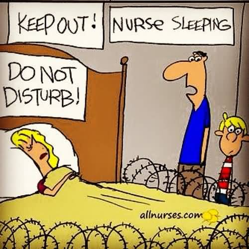 Night Shift Nurse Quotes Meme Image 19