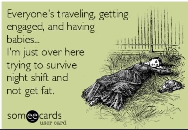 Night Shift Nurse Quotes Meme Image 20