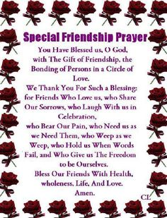Prayers For A Friend Quotes Meme Image 05