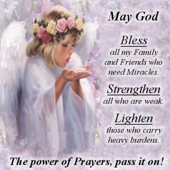 Prayers For A Friend Quotes Meme Image 09