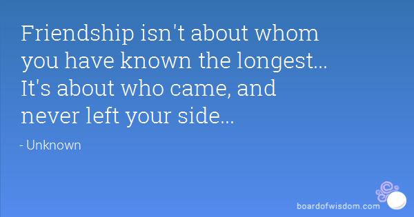 Quote About Friendship Meme Image 01
