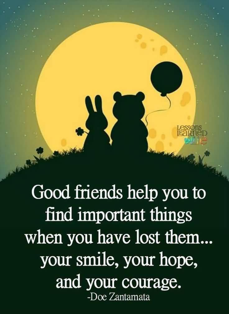 Quote About Friendship Meme Image 15