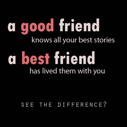 Quote About Friendship Meme Image 16