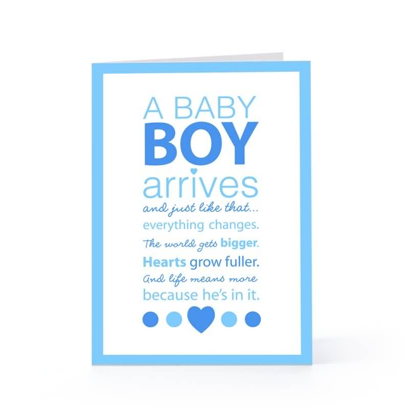 Quote For Baby Boy Meme Image 11