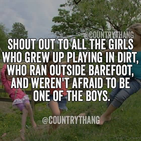 Quotes About Being Country Meme Image 13