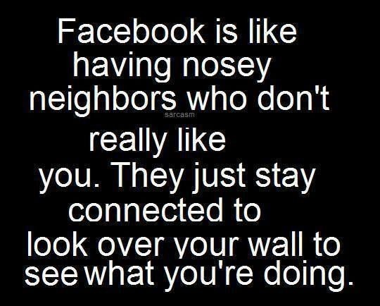 Quotes About Being Nosy Meme Image 16 | QuotesBae