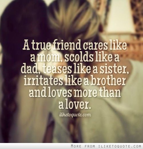 Quotes About Friend Like A Sister Meme Image 12