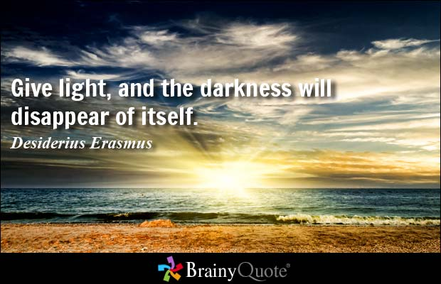 Quotes About Lights Meme Image 11
