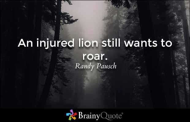 Quotes About Lions Meme Image 02