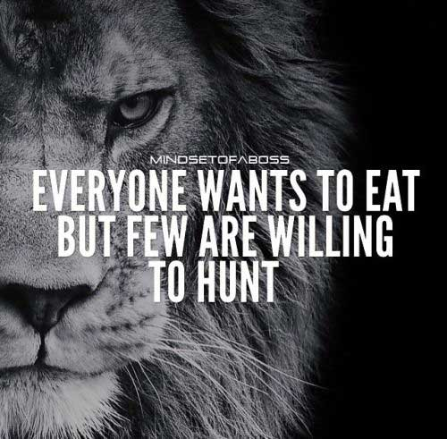 Quotes About Lions Meme Image 05