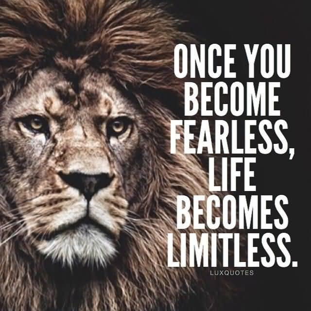 Quotes About Lions Meme Image 15