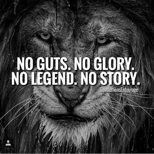 Quotes About Lions Meme Image 16