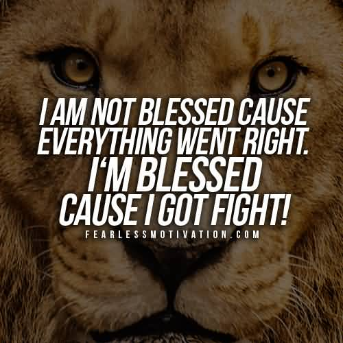 Quotes About Lions Meme Image 18