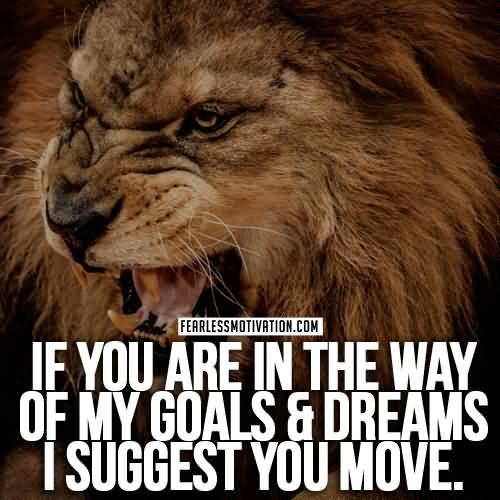 Quotes About Lions Meme Image 19