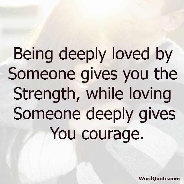 Quotes About Love And Being Strong Meme Image 07