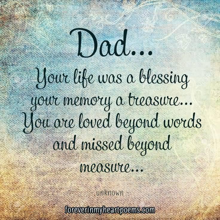 Rip Dad Quotes Meme Image 18