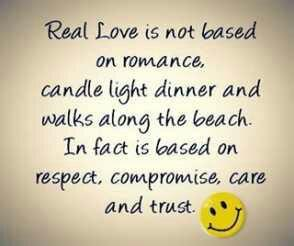 Romantic Trust Quotes Meme Image 03