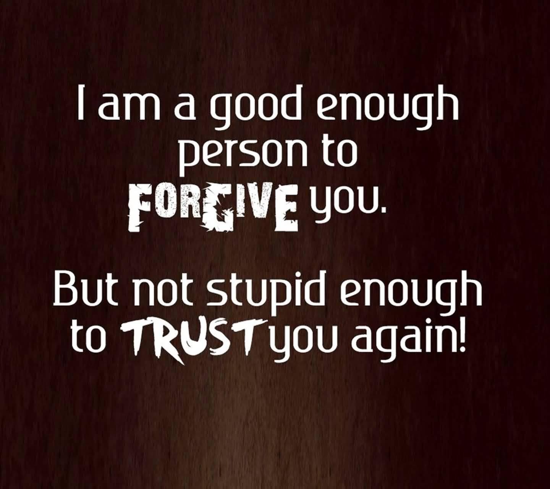 Romantic Trust Quotes Meme Image 14