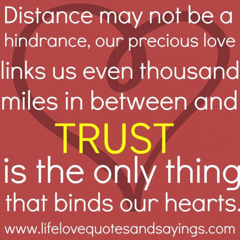 Romantic Trust Quotes Meme Image 19