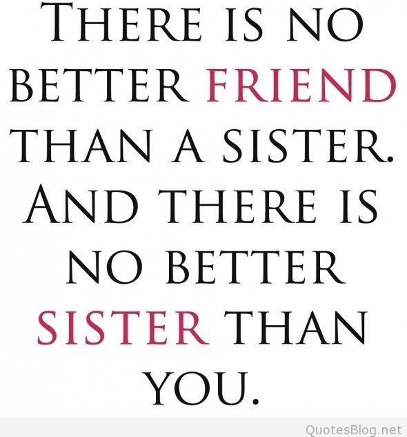 Sad Quotes About Sisters Meme Image 10