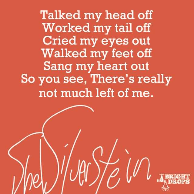 Shel Silverstein Quotes Meme Image 11
