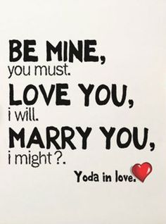 Starwars Love Quotes Meme Image 01 | QuotesBae