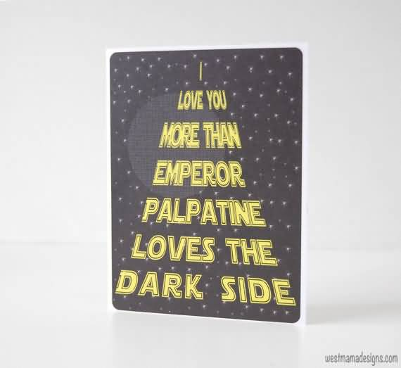 Starwars Love Quotes Meme Image 15 | QuotesBae