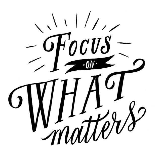 Staying Focused Quotes Meme Image 11 | QuotesBae