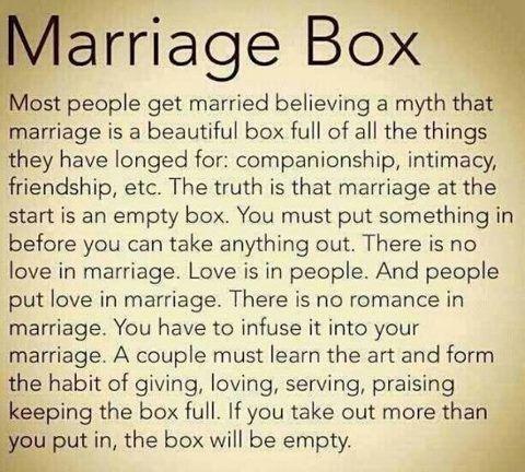 Struggling Marriage Quotes Meme Image 12