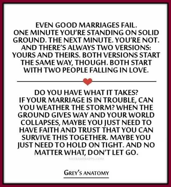 Struggling Marriage Quotes Meme Image 15