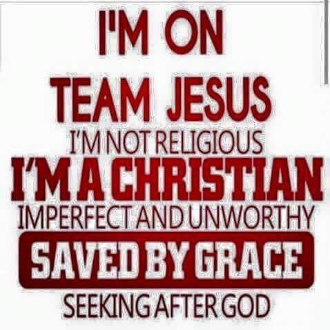 Team Jesus Quotes Meme Image 10