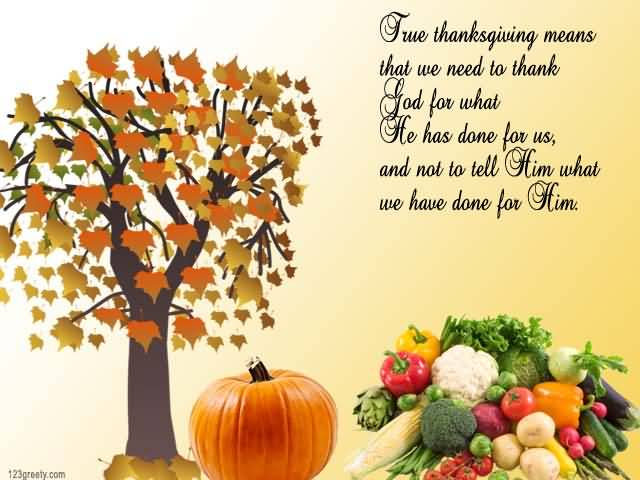Thanksgiving Day Quotes Meme Image 10
