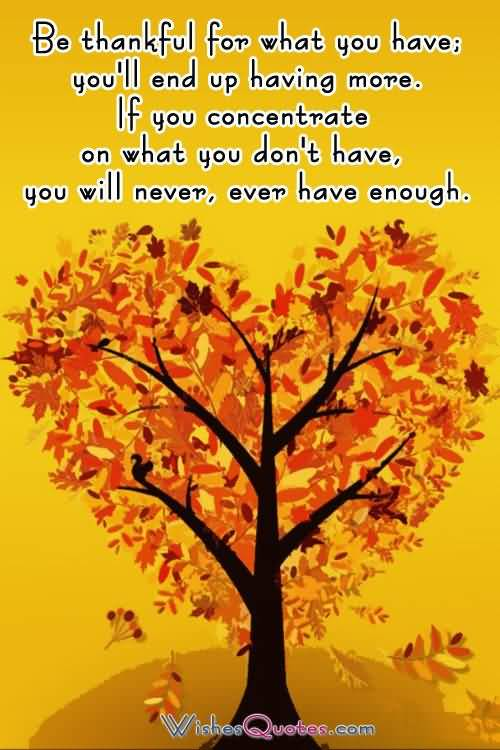 Thanksgiving Quotes Images Meme Image 08