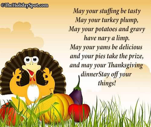 Thanksgiving Quotes Images Meme Image 09