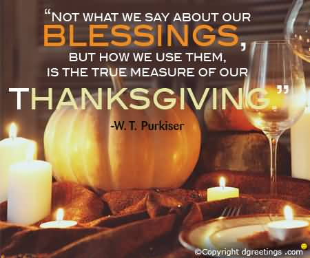 Thanksgiving Quotes Images Meme Image 15