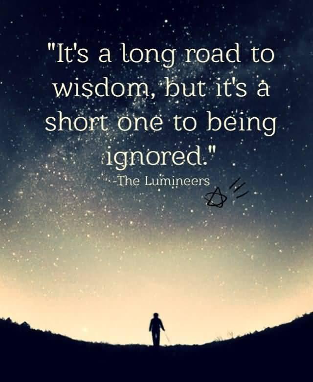 The Lumineers Quotes Meme Image 13