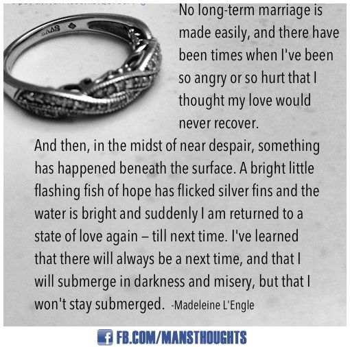 Troubled Marriage Quotes Meme Image 14 | QuotesBae