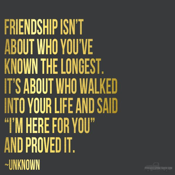 True Friend Quotes Meme Image 16