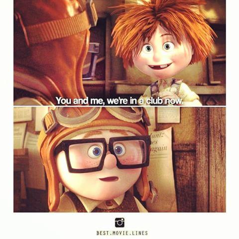Up Movie Quotes Meme Image 09 | QuotesBae