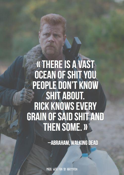 Walking Dead Quotes Meme Image 03