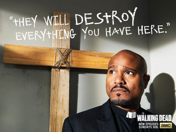 Walking Dead Quotes Meme Image 05